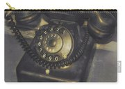 Out Of Service Carry-all Pouch by Jutta Maria Pusl