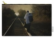 Out Of The Darkness Carry-all Pouch by Betty LaRue