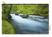 Out Of The Rainforest Carry-all Pouch by Mike  Dawson