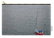 Out To Sea Carry-all Pouch by Chad Dutson