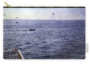 Out To Sea Carry-all Pouch by Madeline Ellis
