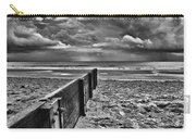 Out To Sea Monochrome Carry-all Pouch