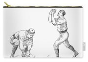 Outfielder, 1889 Carry-all Pouch