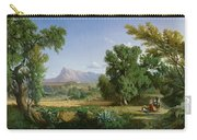 Outskirts Of Valdemusa Carry-all Pouch