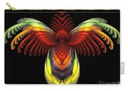 Outstreched Wings Carry-all Pouch