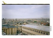 Looking Over Paris Carry-all Pouch