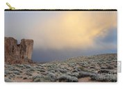 Over The Sagebrush Carry-all Pouch