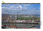 Overlooking Whitby Carry-all Pouch