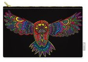 Owl 1 Carry-all Pouch