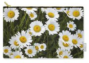 Ox-eyed Daisies, Banff National Park Carry-all Pouch