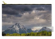 Oxbow Light And Clouds Carry-all Pouch