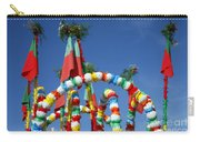 Oxen Cart Decorations Carry-all Pouch