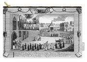 Oxford Martyrs, 1556 Carry-all Pouch by Granger