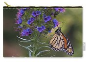 Pacific Grove Monarch Carry-all Pouch