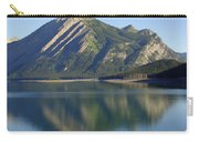 Sunrise Paddle In Peace - Kananaskis, Alberta Carry-all Pouch