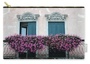 Padua Balcony And Window Boxes Carry-all Pouch
