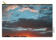 Pagosa Springs Colorado Sunset Carry-all Pouch