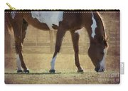 Paint Horse Carry-all Pouch by Betty LaRue