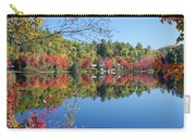 Paint Lake  Muskoka Canada Carry-all Pouch