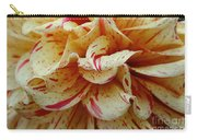 Paint Spattered Petals Carry-all Pouch