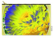 Painted Chrysanthemums Carry-all Pouch