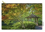 Painted Gardens Carry-all Pouch