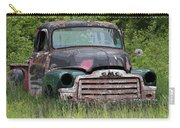 Painted Gmc Truck Carry-all Pouch