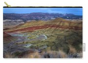 Painted Hills At Dusk Carry-all Pouch