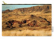 Painted Hills In Sheep Rock Carry-all Pouch