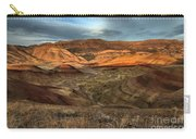Painted Hills In The Fossil Beds Carry-all Pouch