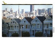 Painted Ladies Carry-all Pouch by Linda Woods