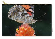 Painted Lady In A Shower Carry-all Pouch