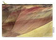 Painted Patterns Carry-all Pouch by Mike  Dawson