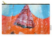 Painted Pumpkin 1 Carry-all Pouch