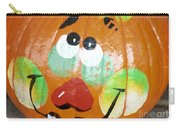 Painted Pumpkin 3 Carry-all Pouch