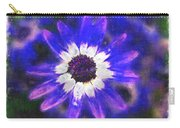 Painted Purple  Carry-all Pouch