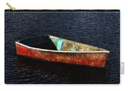 Painted Row Boat Carry-all Pouch