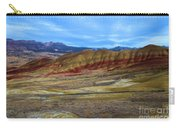 Painted Sky Over Painted Hills Carry-all Pouch