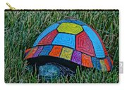 Painted Turtle Sprinkler Carry-all Pouch