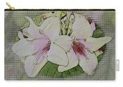 Painted Weigela Window Carry-all Pouch