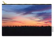 Painterly Skyline Carry-all Pouch