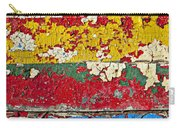 Painting Peeling Wall Carry-all Pouch