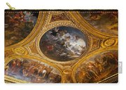 Palace Of Versailles Ceiling Carry-all Pouch