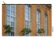 Palace Windows And Topiaries Carry-all Pouch