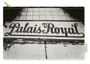 Palais Royal Carry-all Pouch