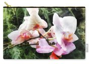 Pale Pink Phalaenopsis Orchids Carry-all Pouch