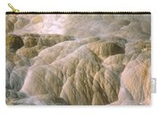 Palette Spring In Mammoth Hot Springs Carry-all Pouch