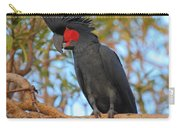 Palm Cockatoo Carry-all Pouch