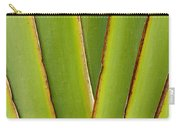 Palm Frond Detail Carry-all Pouch
