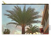 Palm On The Avenida Carry-all Pouch